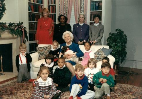 White House Visit Bush (1)