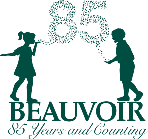 85 Logo Green